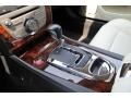 2008 Jaguar XK Ivory/Slate Interior Transmission Photo