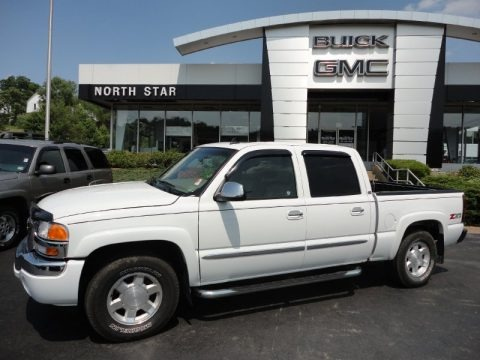 2006 gmc sierra 1500 z71 crew cab 4x4 data info and specs. Black Bedroom Furniture Sets. Home Design Ideas