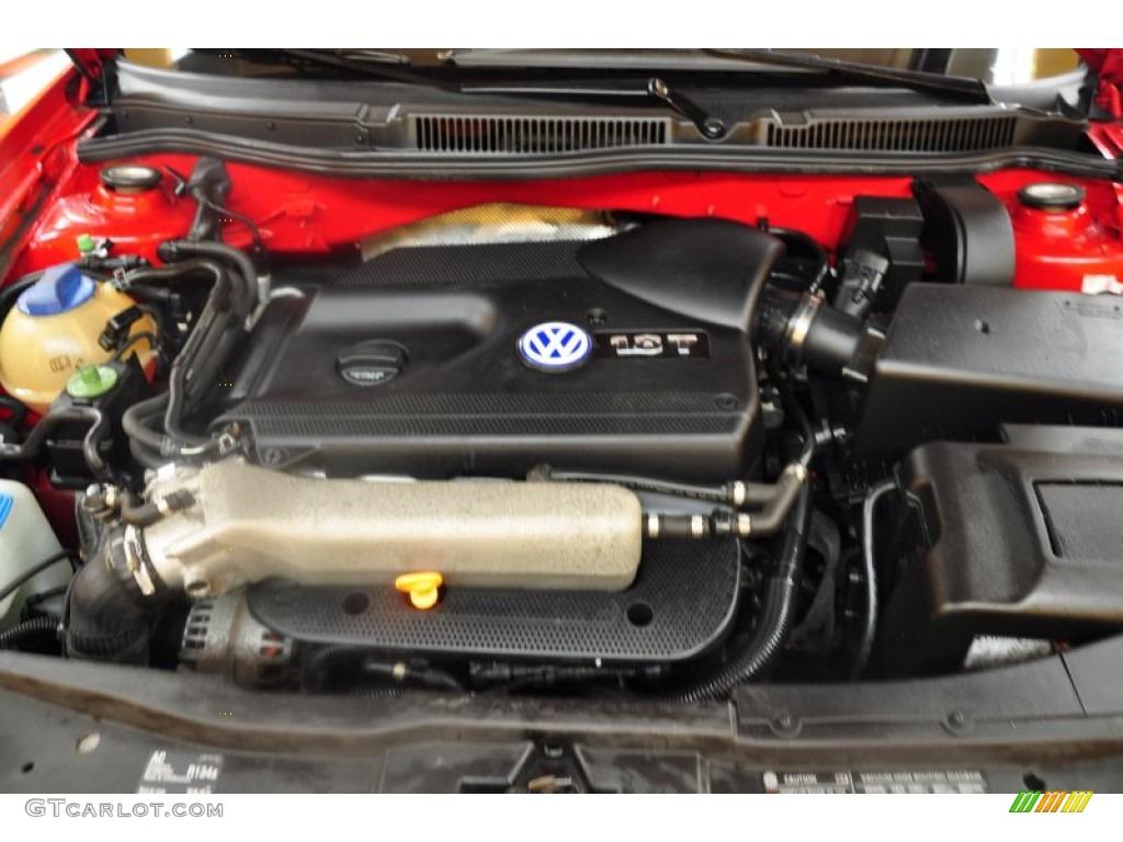 2003 Volkswagen Jetta GL 1.8T Sedan 1.8 Liter Turbocharged ...