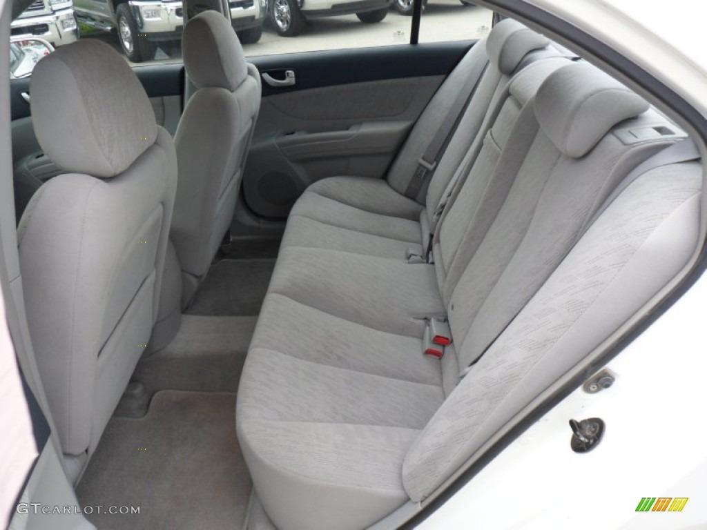2006 Hyundai Sonata Gl Interior Photo 50301987