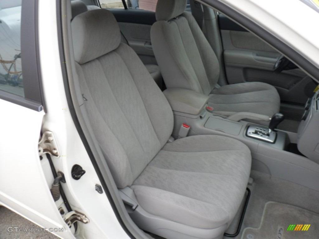 2006 Hyundai Sonata Gl Interior Photo 50302119