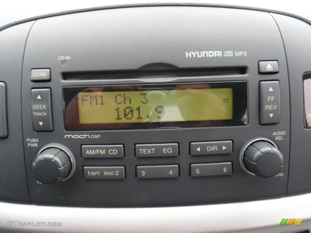 2006 Hyundai Sonata Gl Controls Photo 50302149 Gtcarlot Com