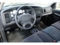 2002 Graphite Metallic Dodge Ram 1500 Sport Quad Cab 4x4  photo #39