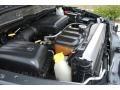 2002 Graphite Metallic Dodge Ram 1500 Sport Quad Cab 4x4  photo #78