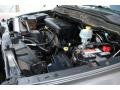 2002 Graphite Metallic Dodge Ram 1500 Sport Quad Cab 4x4  photo #79