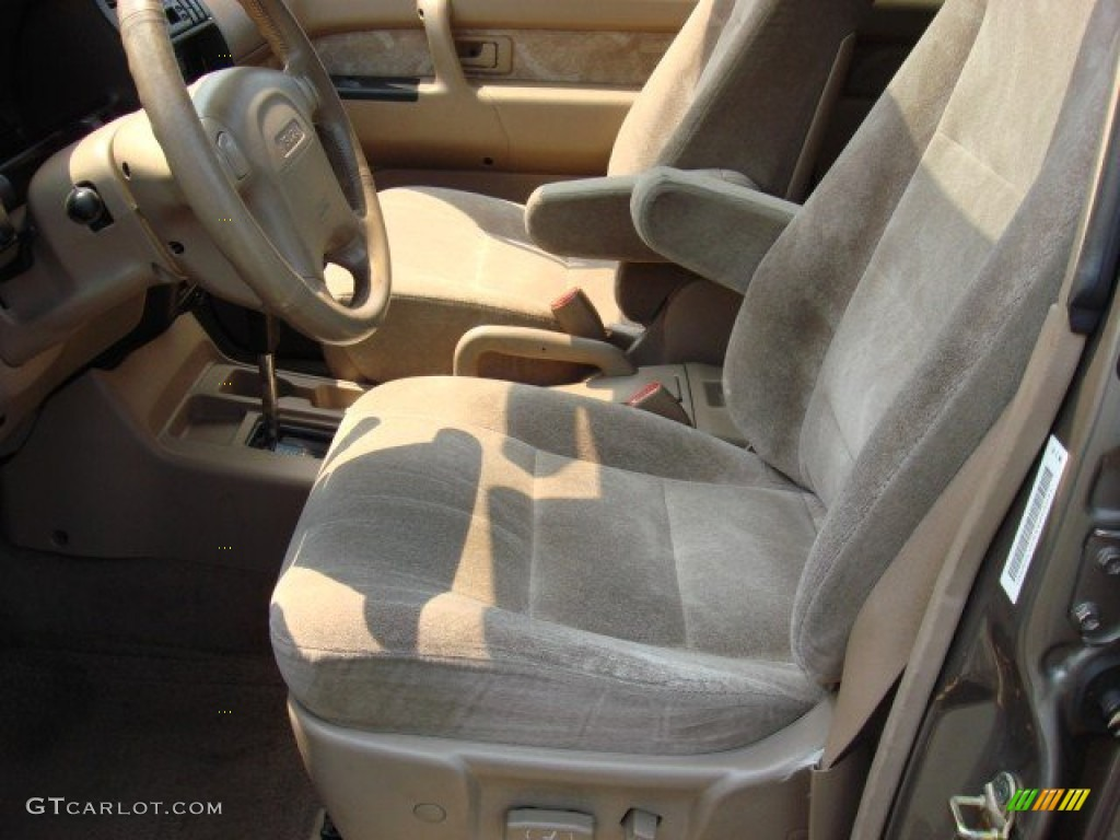 2001 isuzu trooper ls interior photo #50303502 | gtcarlot