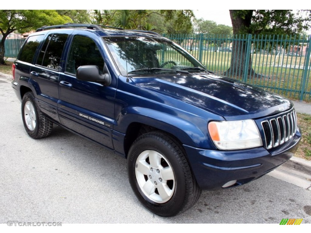 Patriot blue pearl 2001 jeep grand cherokee limited 4x4 exterior photo 50304897 gtcarlot com