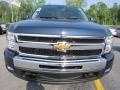 2011 Imperial Blue Metallic Chevrolet Silverado 1500 LT Extended Cab  photo #2