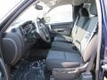 2011 Imperial Blue Metallic Chevrolet Silverado 1500 LT Extended Cab  photo #9