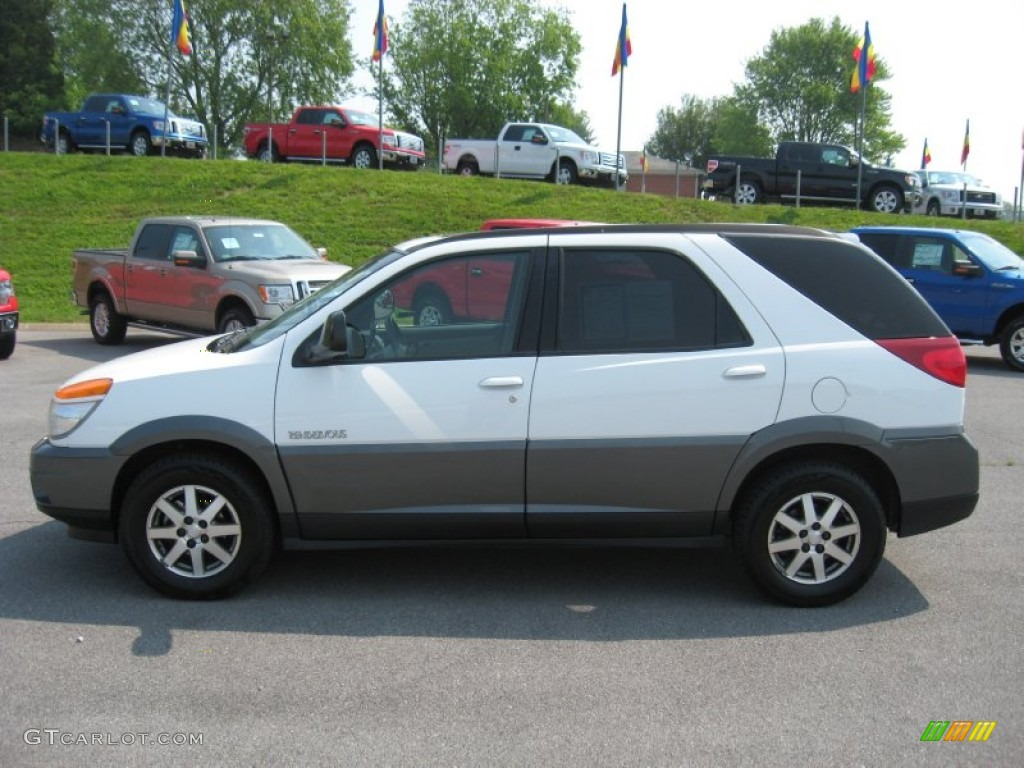 2002 bright white buick rendezvous cx 50268036 photo 18. Cars Review. Best American Auto & Cars Review