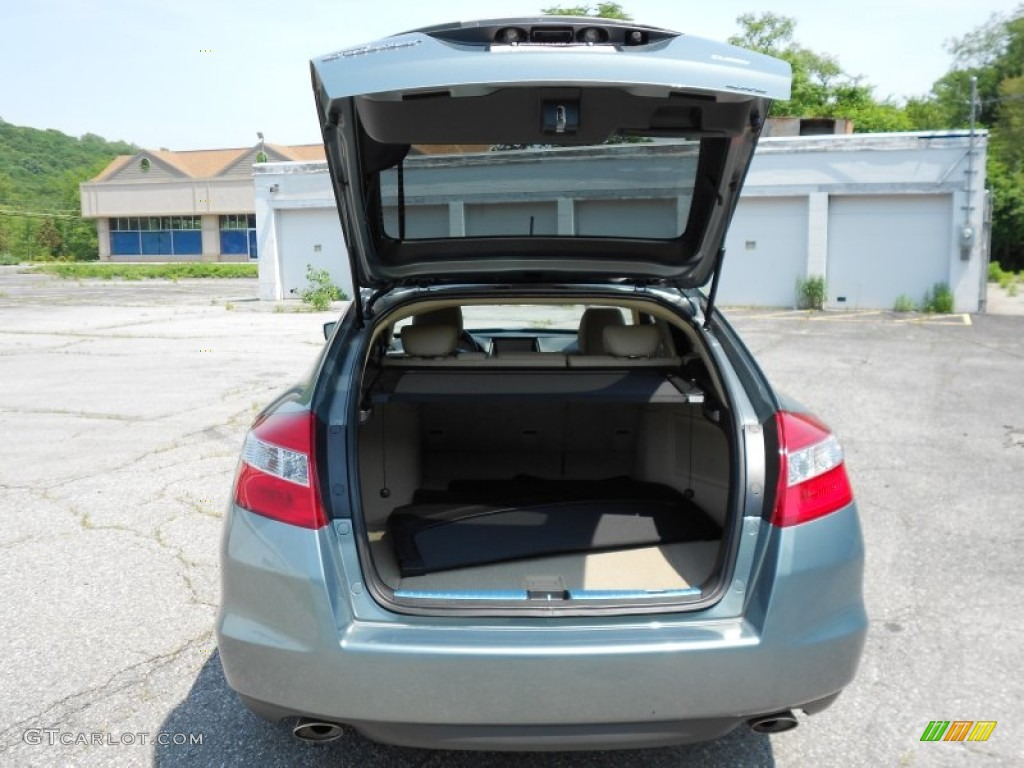 2010 Honda Accord Crosstour Ex L 4wd Trunk Photo 50308899