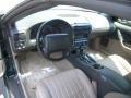 Beige 1997 Chevrolet Camaro Interiors