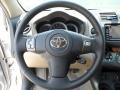 Sand Beige Steering Wheel Photo for 2011 Toyota RAV4 #50314272