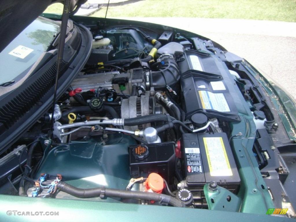 1997 Chevrolet Camaro Z28 Coupe 57 Liter OHV 16 Valve LT1