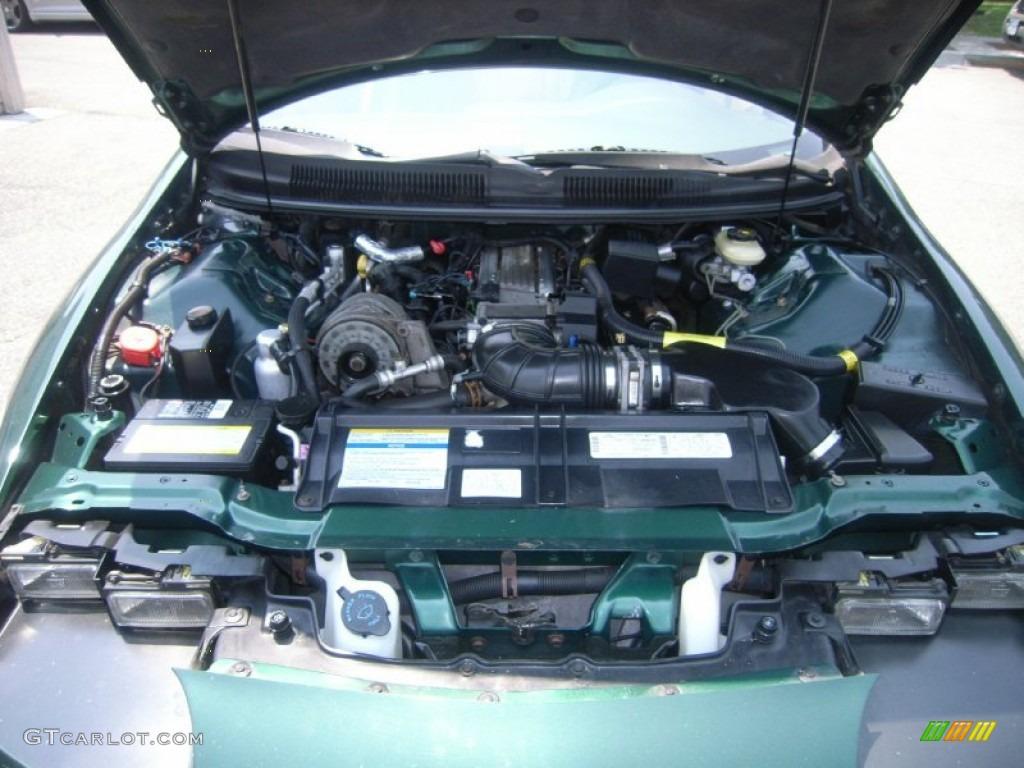 1997 camaro z28 engine