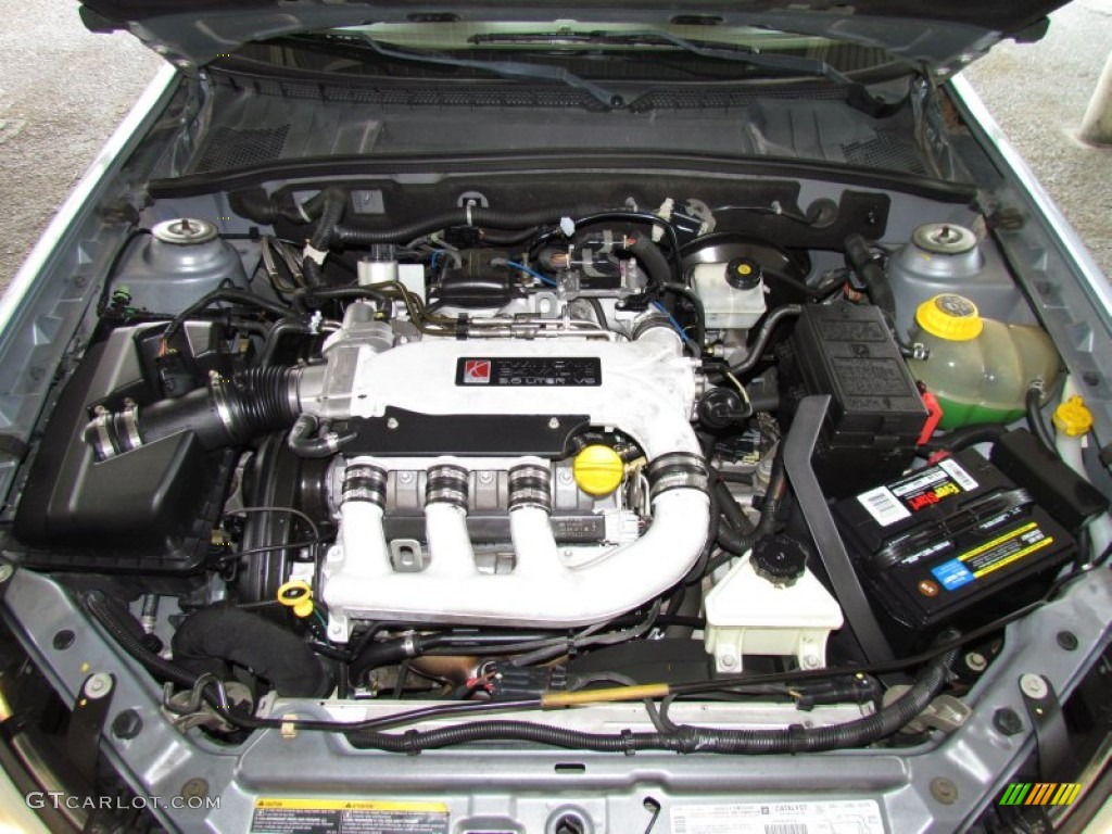 2003 saturn l series l300 sedan 3 0 liter dohc 24 valve v6 engine photo 50323059 gtcarlot