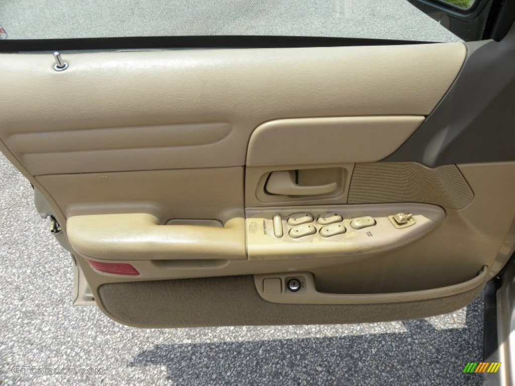 1997 Ford Crown Victoria Standard Model Prairie Tan Door Panel Photo 50326824