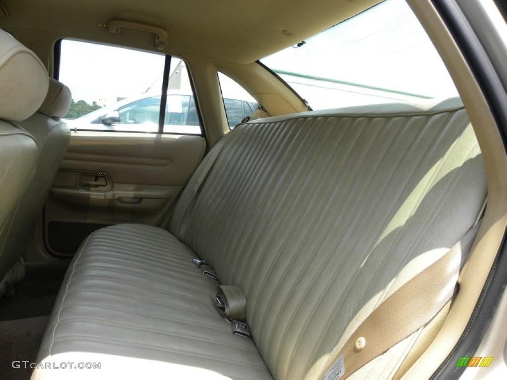 1997 Ford Crown Victoria Standard Crown Victoria Model Interior Photo 50326833