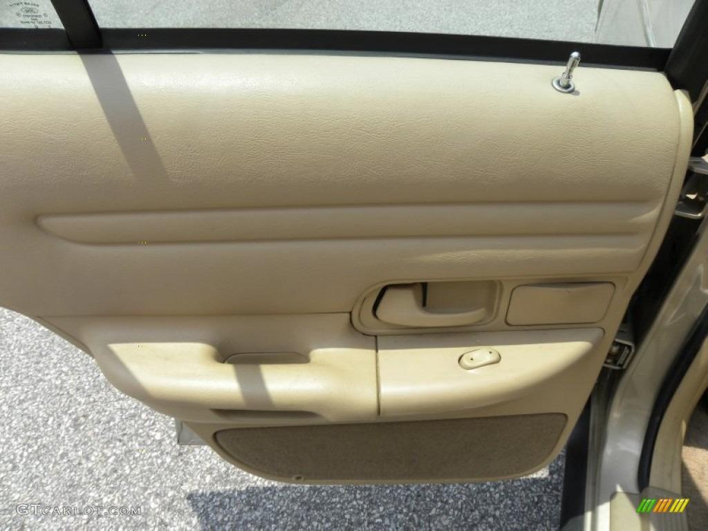 1997 Ford Crown Victoria Standard Crown Victoria Model Prairie Tan Door Panel Photo 50326839