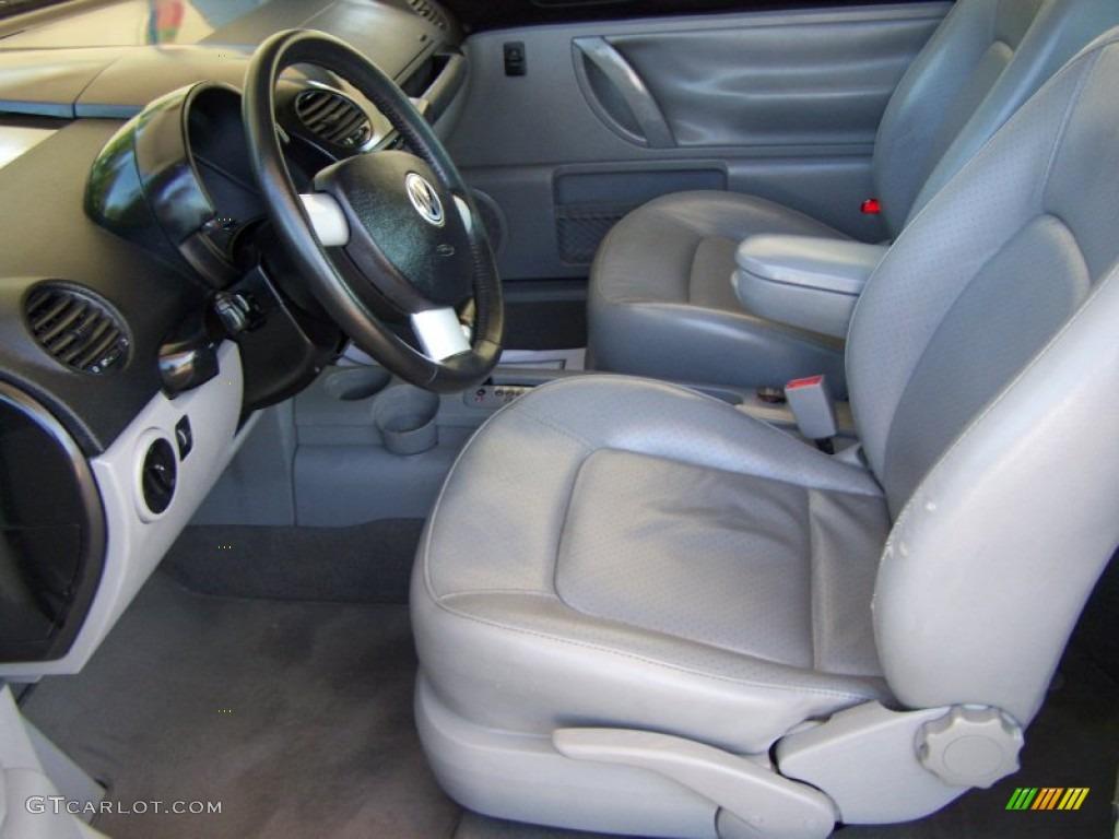 2001 Volkswagen New Beetle Gls 1 8t Coupe Interior Photo 50332880