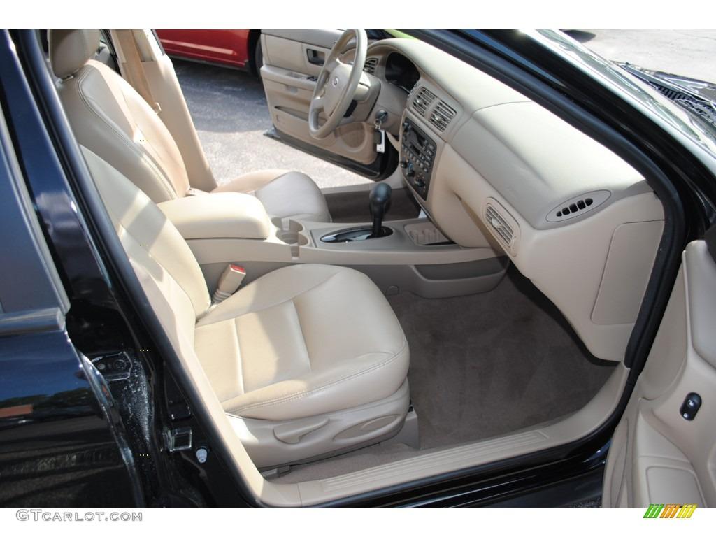 medium parchment interior 2004 ford taurus ses sedan photo. Black Bedroom Furniture Sets. Home Design Ideas