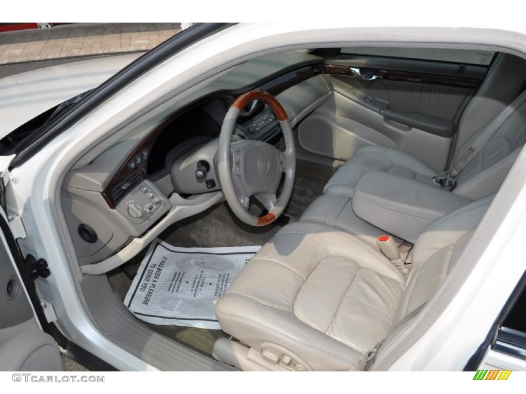 2002 Cadillac Deville Dhs Interior Photo 50346330