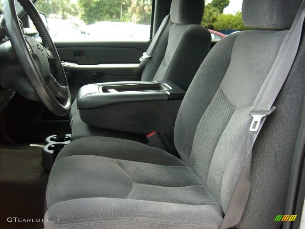 2010 Chevrolet Silverado 1500 Crew Cab >> 2006 Chevrolet Silverado 2500HD LT Crew Cab interior Photo #50346441 | GTCarLot.com