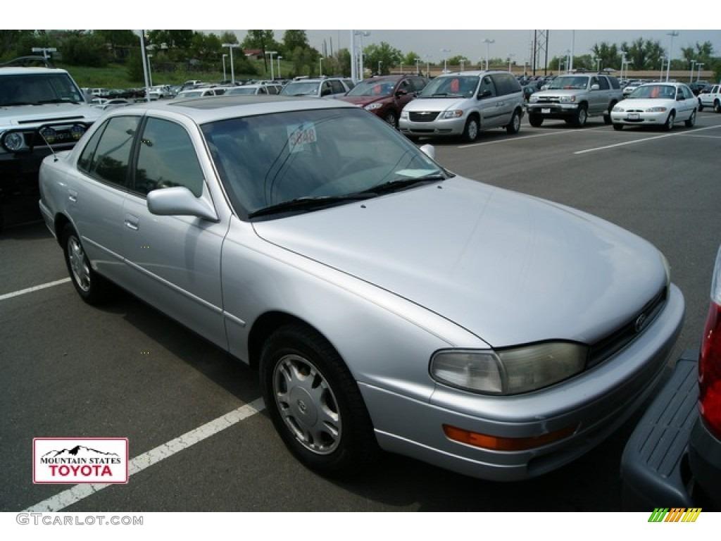 Silvermist Metallic Toyota Camry