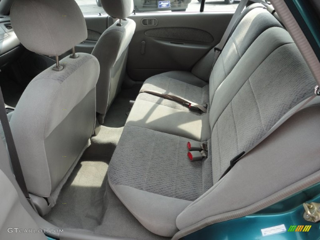 1997 Ford Escort Lx Wagon Interior Photo 50357517