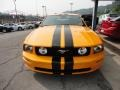 2007 Grabber Orange Ford Mustang GT Premium Coupe  photo #3