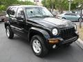 Black 2002 Jeep Liberty Gallery