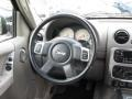 Taupe Steering Wheel Photo for 2002 Jeep Liberty #50363751