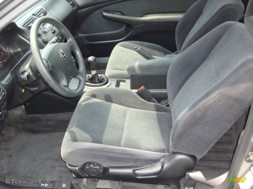 2005 Honda Civic Ex Coupe Interior Photo 50364051