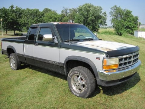 on 1997 Dodge Dakota Slt 4x4