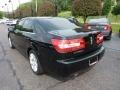 2008 Black Lincoln MKZ Sedan  photo #2
