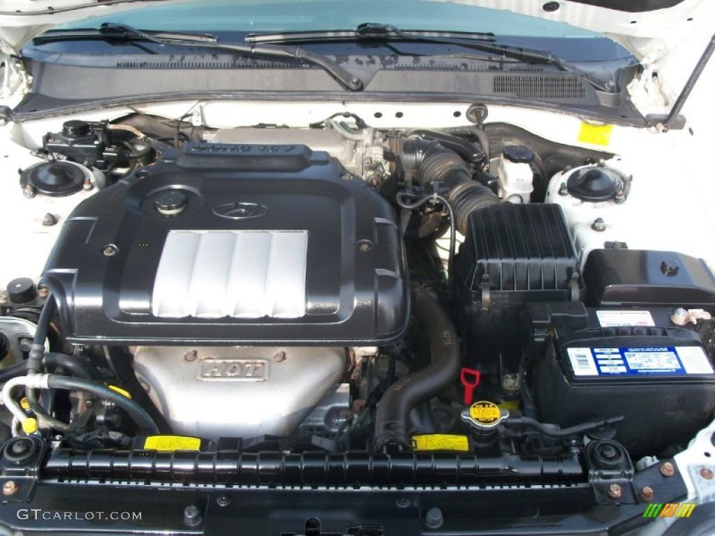 2003 Hyundai Sonata Lx V6 Data  Info And Specs