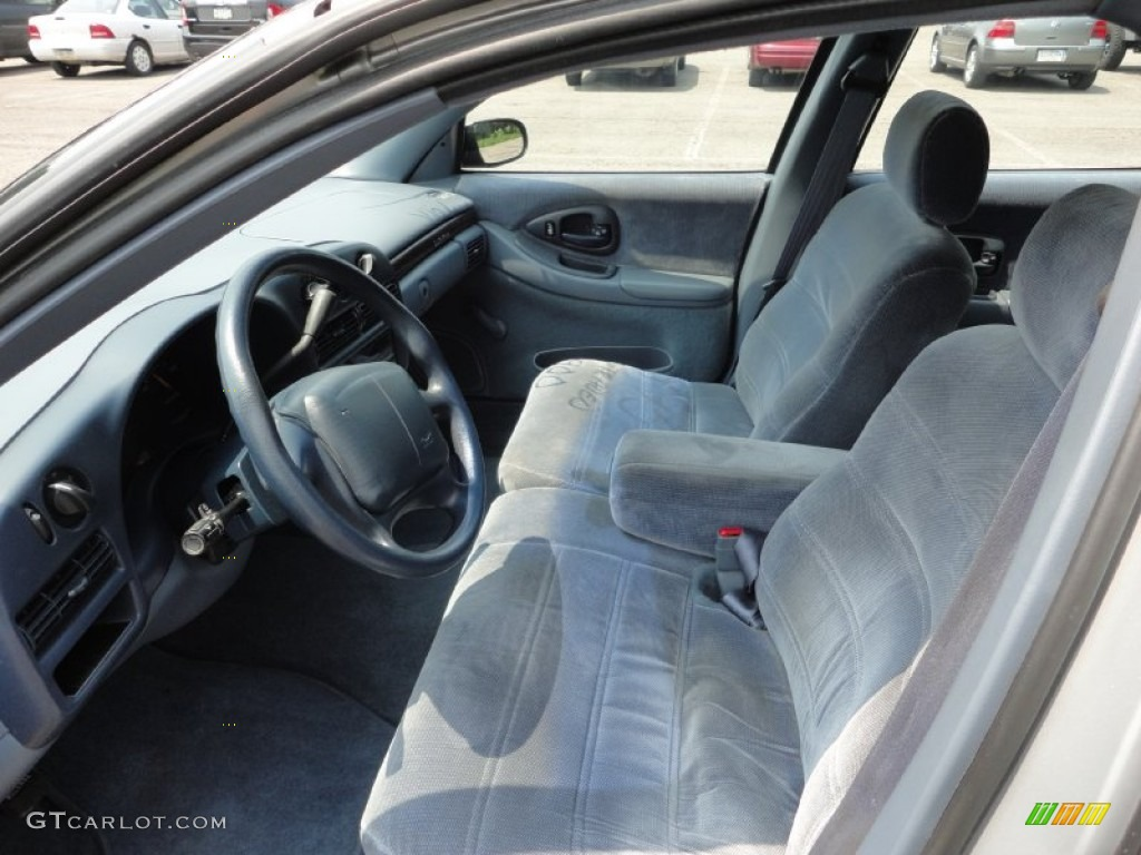 Blue interior 1995 chevrolet lumina standard lumina model photo 50375394
