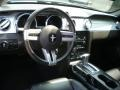 2007 Tungsten Grey Metallic Ford Mustang V6 Premium Coupe  photo #10
