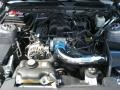 2007 Tungsten Grey Metallic Ford Mustang V6 Premium Coupe  photo #25