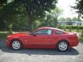 2007 Torch Red Ford Mustang GT Deluxe Coupe  photo #3