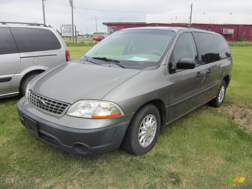 Ford Windstar Paint Colors