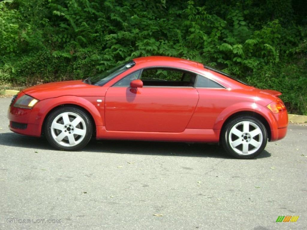 Audi tt coupe quattro 2002 13