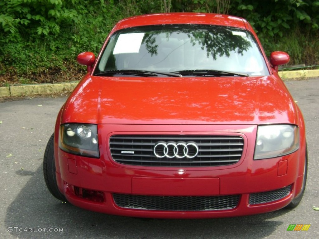amulet red 2000 audi tt 1 8t quattro coupe exterior photo. Black Bedroom Furniture Sets. Home Design Ideas