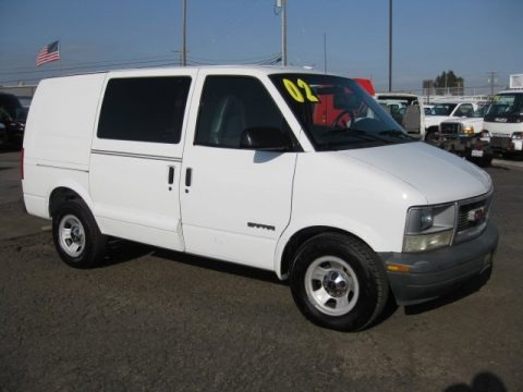 2002 gmc safari sl cargo van data info and specs. Black Bedroom Furniture Sets. Home Design Ideas