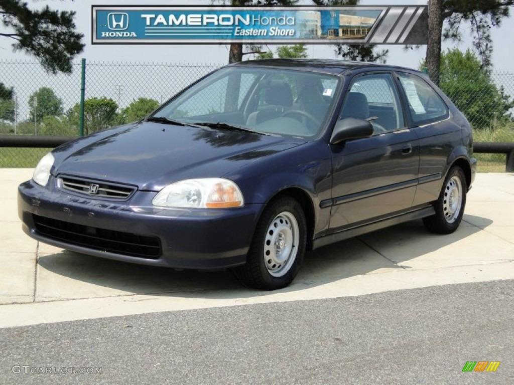 1998 honda civic hatchback horsepower
