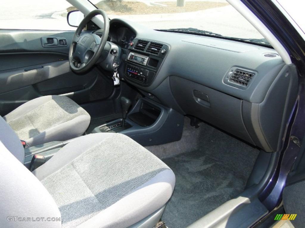 1998 honda civic cx hatchback interior color photos - 1996 honda civic hatchback interior ...