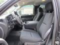 2011 Black Chevrolet Silverado 1500 LT Extended Cab 4x4  photo #7