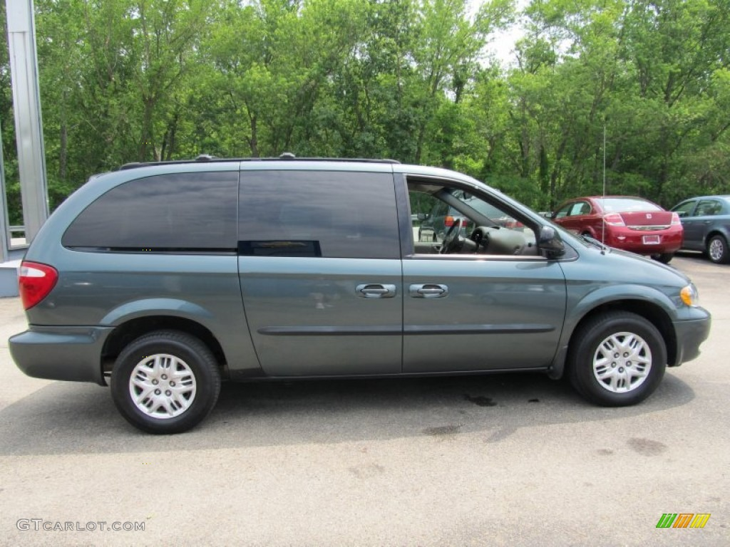 onyx green pearl 2003 dodge grand caravan sport exterior. Black Bedroom Furniture Sets. Home Design Ideas
