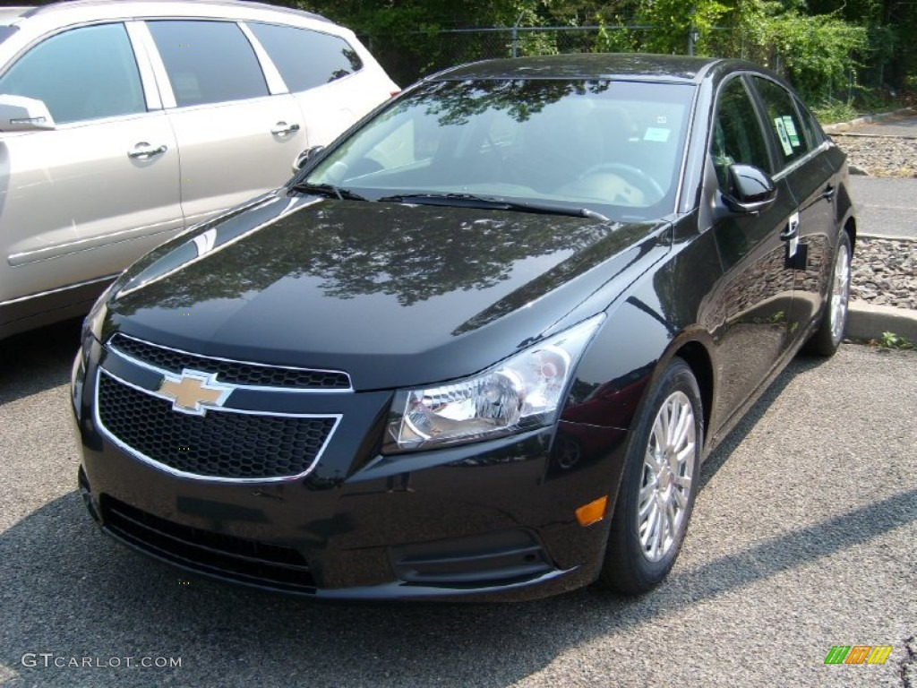 2011 Chevy Eco Cruze Black Granite Metallic Chevrolet 1024x768
