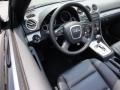 Black Steering Wheel Photo for 2008 Audi A4 #50412778